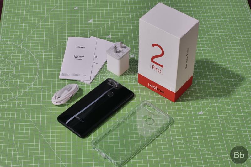 Realme 2 Pro: What's In The Box?