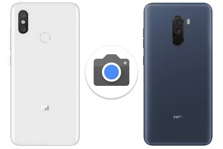 Google Camera App Port Now Available for Poco F1, Mi 8 and Mi 8 SE