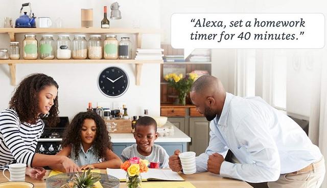 Amazon Unveils Echo Wall Clock, Alexa-Powered Microwave and a Smart Plug