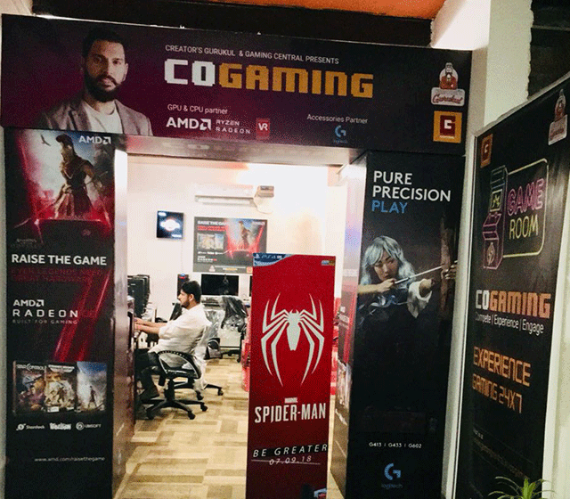AMD Unveils India's First Co-Gaming Zone Powered by Radeon and Ryzen