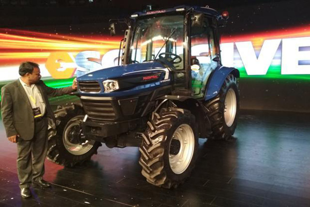 Forget Tesla, This Indian Company is A Making Self-Driven Tractor