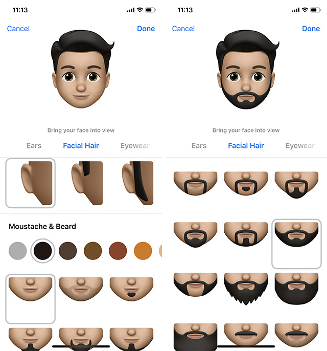 How to Create Your Own Memoji in iOS 12