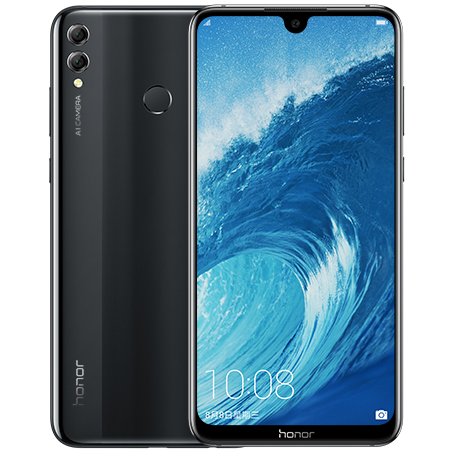 Honor 8X, 8X Max Unveiled in China: Two Types of Notches and Mid-Range Specs