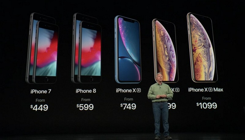 Apple Discontinues iPhone X and Older iPhones With Headphone Jack
