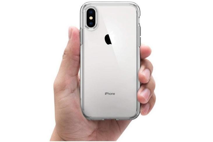 iPhone XS Clear Case website
