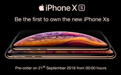 iPhone XS XS Max pre order featured web