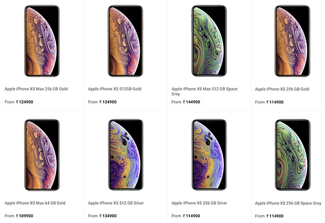 You Can Now Pre-order the iPhone XS, iPhone XS Max on Paytm Mall