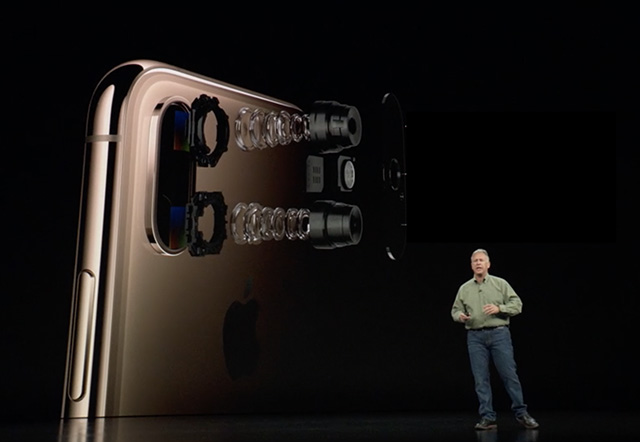 iPhone XS Launched; Brings Faster Face ID, A12 Bionic Chip, Better Cameras For Rs 99,900