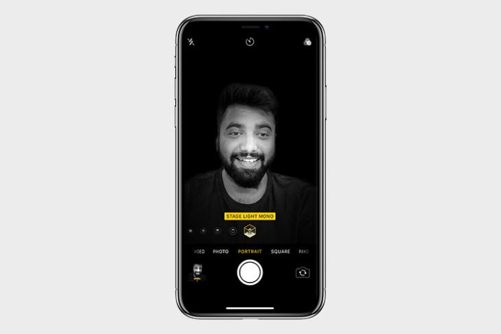 iphone xs portrait lighting effects featured