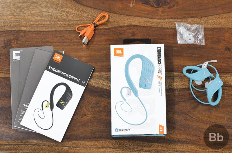Jbl Endurance Sprint Bluetooth Headset Review Perfect Gym Partner