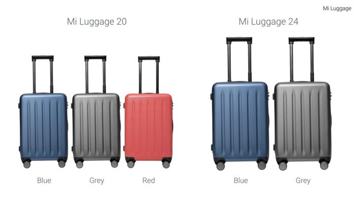 Xiaomi Brings 'Mi Luggage' To India at Bargain Price of Rs. 2,999