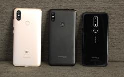 Moto One Power vs Mi A2 vs Nokia 6.1 Plus: A Quick Comparison