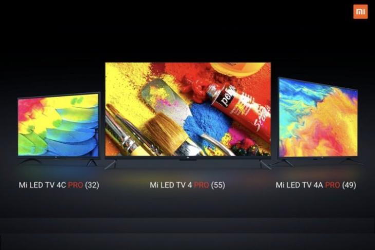 new mi tv alpha