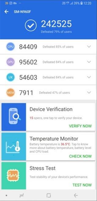iPhone XS Benchmark Scores are Insane