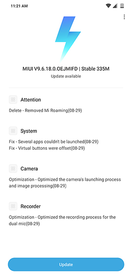 New Poco F1 Update Brings Camera & Performance Improvements