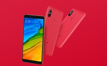 redmi note 5 pro red featured