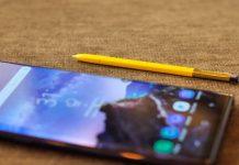 samsung note 9 s-pen customizations