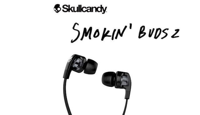 1. Skullcandy Smokin' Buds 2