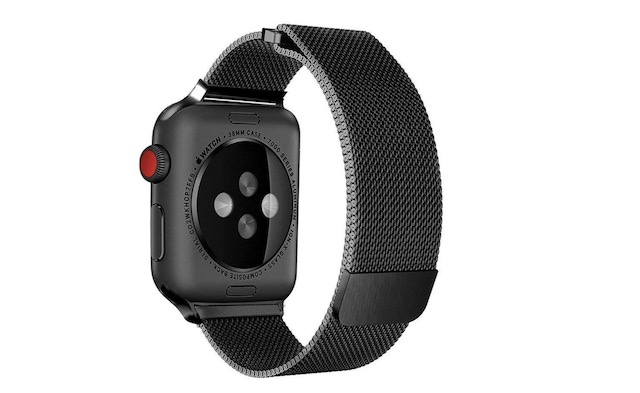 2. OROBAY Apple Watch Series 4 Band