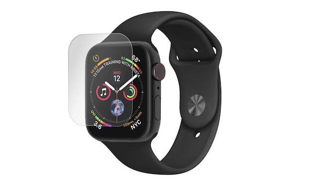 3. BodyGuardz UltraTough Screen Protector for Apple Watch