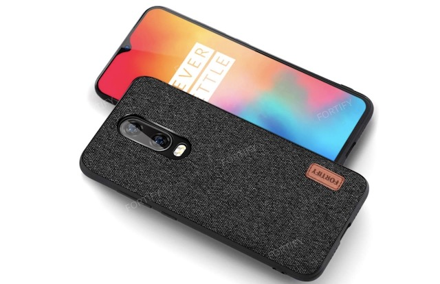 4. Fortify Premium Cover Case for OnePlus 6T