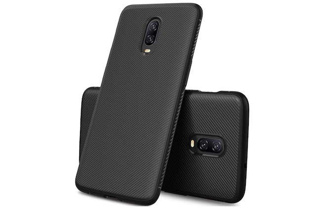 5. Fablue Premium Flexible Soft Anti Slip TPU Case