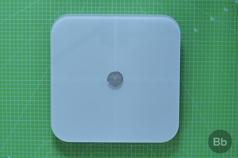 ActoFit SmartScale Design and Build Quality 1