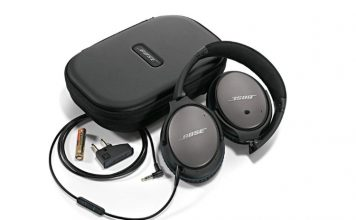 Amazon Great Indian Festival- Bose QuietComfort 25 at Rs. 12,600 (50% Off)