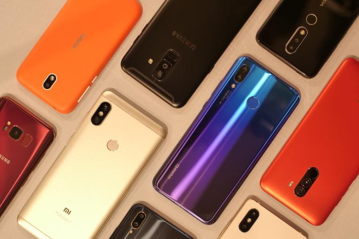 Amazon Great Indian Festival Smartphone Deal Roundup (October 9th)