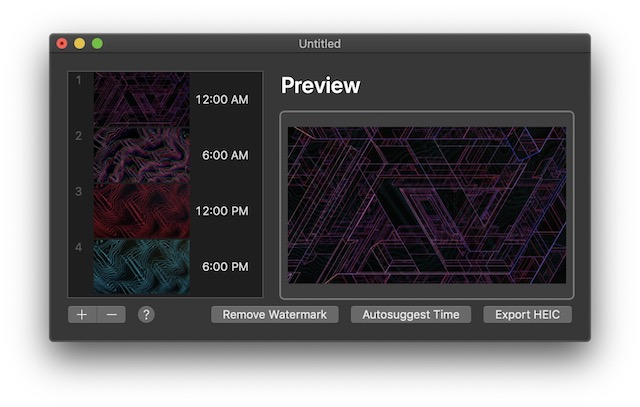Creating Your Own Dynamic Wallpaper in macOS Mojave00002