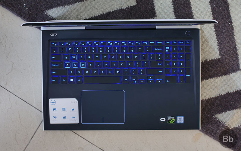 Dell G7 15 Review: The Budget Core i9 Gaming Laptop | Beebom