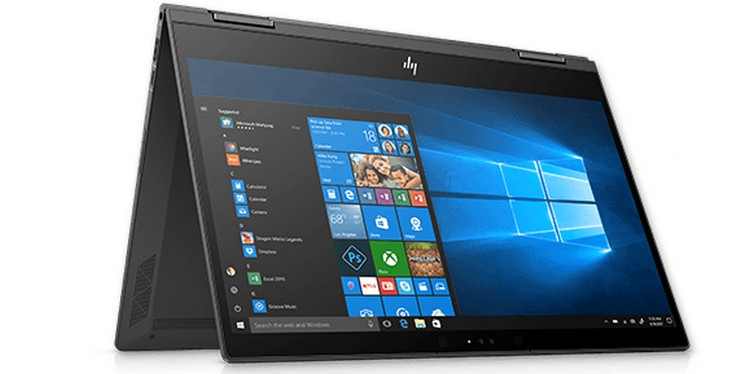 HP ENVY x360 Launched in India with AMD Ryzen Processors, Starts at Rs 60,990