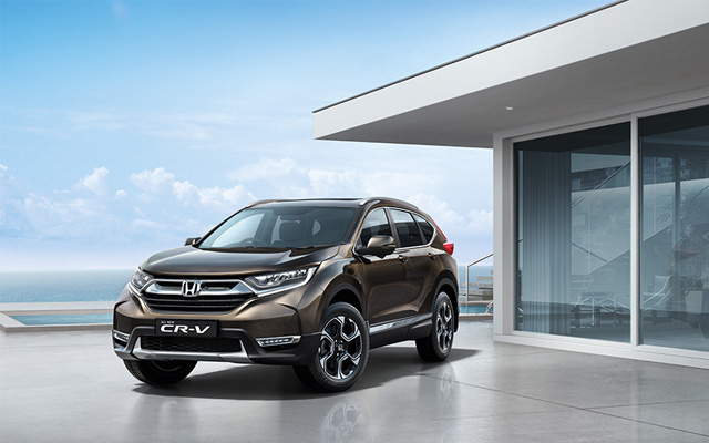 Honda CR-V (2018) Lands In India With Intelligent Driver Assistance Features And More
