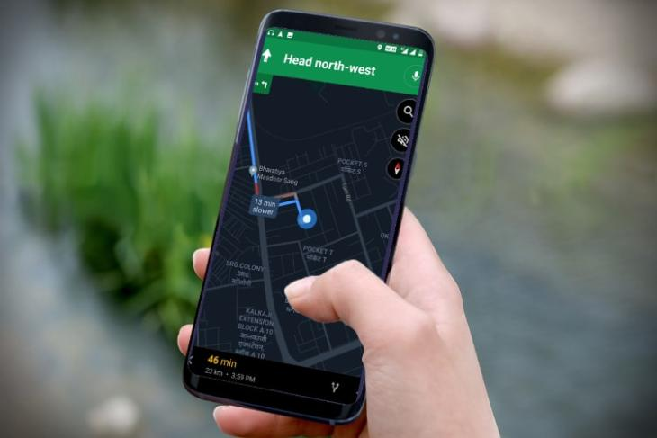 How to Use Dark Mode on Google Maps on Any Device