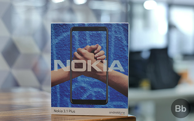 Nokia 3.1 Plus: What's In the Box?