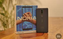 Nokia 3-1 Plus Featured
