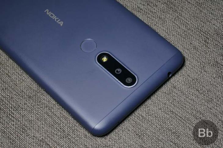 Nokia 31 Plus Camera