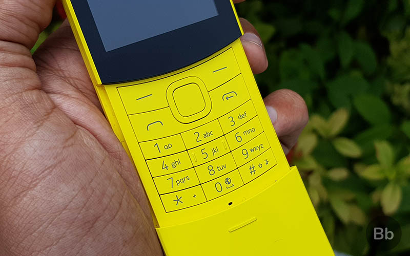 Nokia 8110 4G Hands-On: Modern Take On A Classic