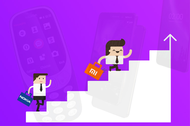 Nokia Looks To Follow Xiaomi's Trail To Conquer India Smartphone Market