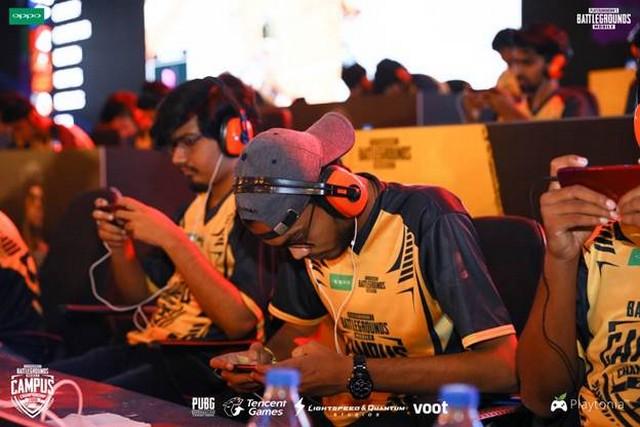 Mumbai's The Terrifying Nightmares Wins PUBG Mobile Campus Championship