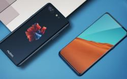 nubia X launched with two screens, no selfie camera