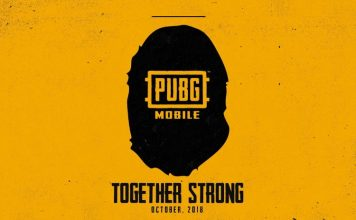 PUBG Mobile Together Strong