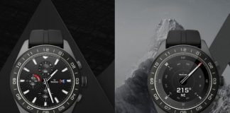LG Watch W7 launched