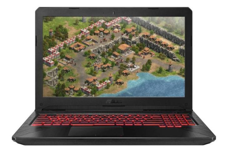 Asus TUF gaming laptop flipkart big billion days sale