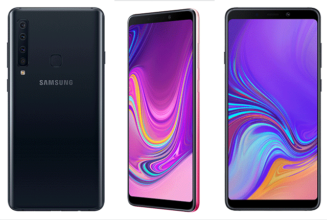 Samsung Galaxy A9 Is Official; First Phone With Four Cameras
