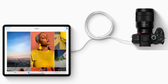 apple ipad pro usb-c new