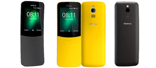 Nokia 8110 4G 'Matrix Phone' Goes on Sale in India for Rs  5,999