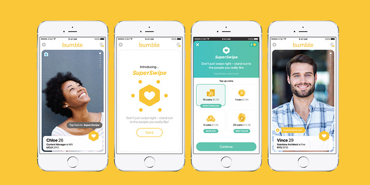 Dating and Friend-Finder App Bumble to Arrive in India Later this Year