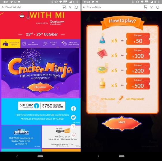 8d0029e6b Xiaomi  Diwali With Mi  Sale Kicks Off Tomorrow