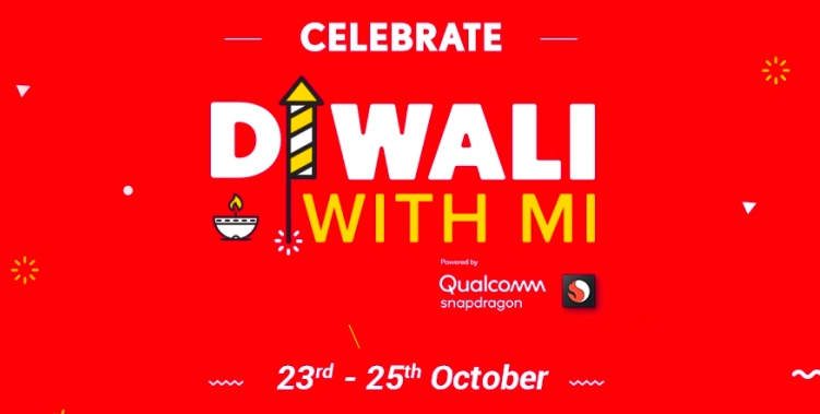 diwali with mi app